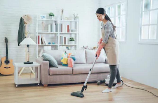 housework in Japan