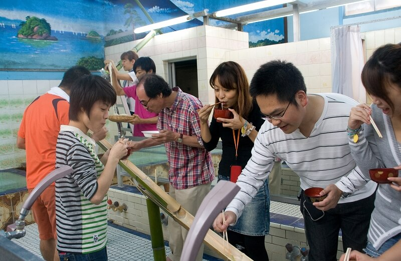 Public Bath Business in Japan