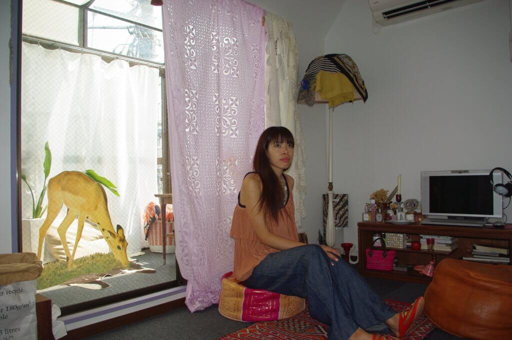サンルームのついたNakataの部屋