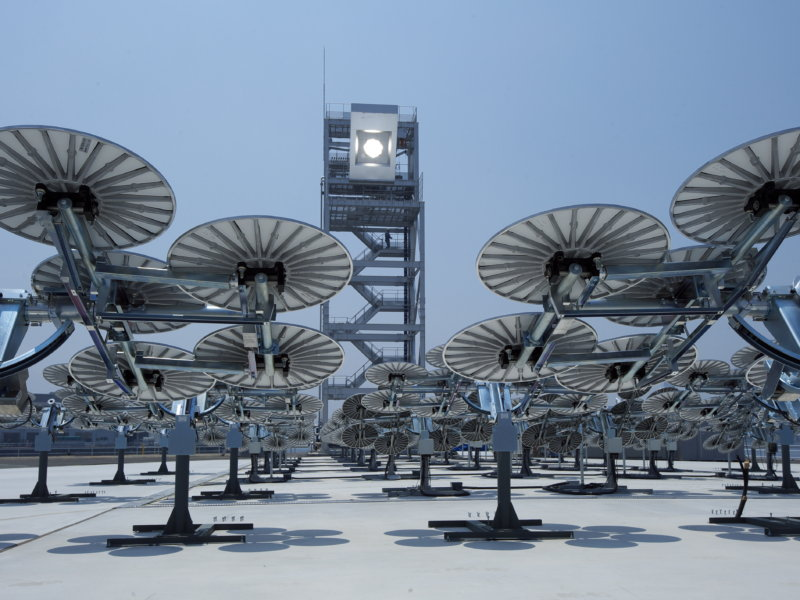New Solar Energy Usage from Japan