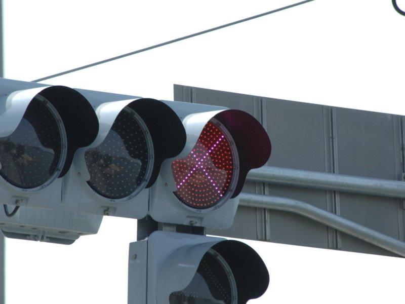 Universal Design Traffic Light in Japan