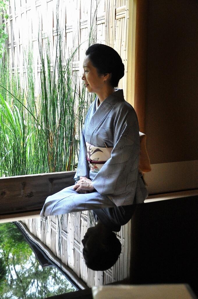 Kyoko Murata's hospitality