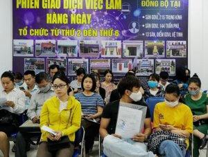 ベトナム人労働者