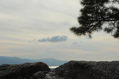 Clouds in Matsuyama, Ehime