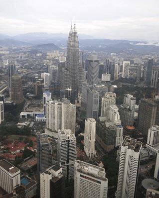 Central City of Kuala Lumpur