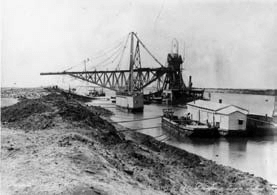 Construction of the Suez Canal