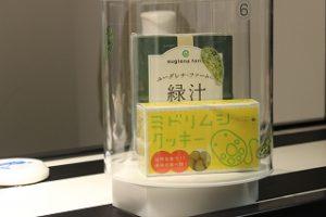 Midorimushi cake
